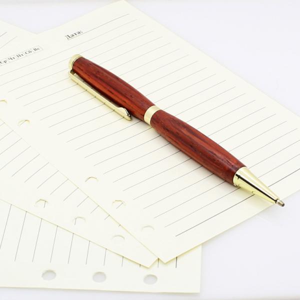 Шариковые ручки из дерева