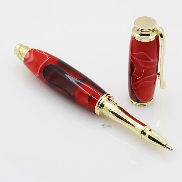 Ручка из акрила подарочная
